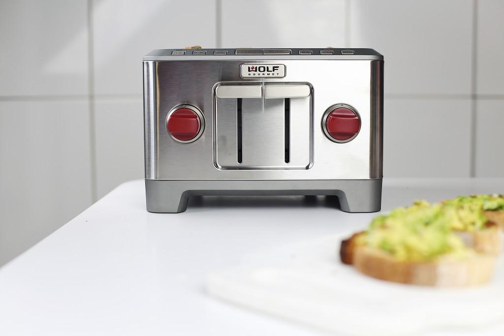 Wolf Toaster